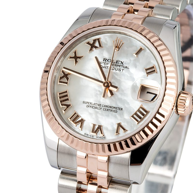 Rolex-Datejust-178271-Pink-Gold
