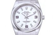 replica rolex air-king silver dial oyster bracelet cheap for sale