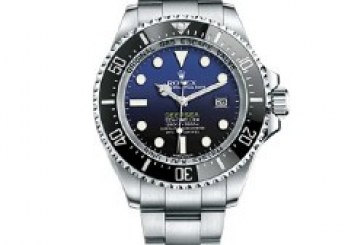 Replica rolex deepsea d-blue dial watch for sale, you may like it.