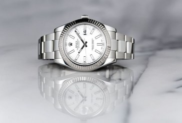 6th Precise Photos in the Fake Rolex Datejust II 41mm White Dial Steel Watch ref.116334
