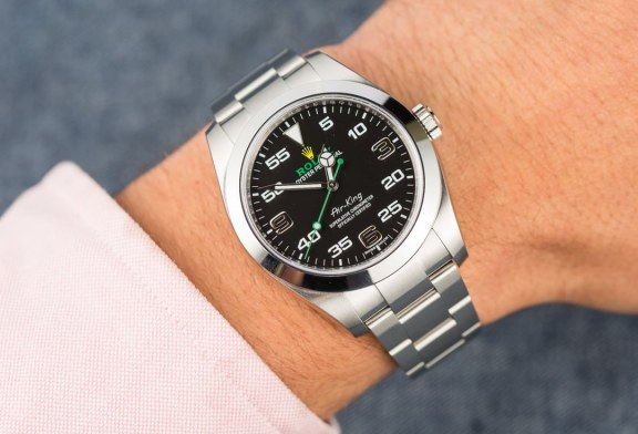 Fast Facts About New Style Rolex Air-King Black Dial Replica Watch