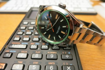 Best Quality Rolex Milgauss Replica Watch Ref.116400GV