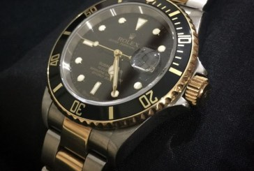 Top Quality Black Dial Rolex Submariner Replica Watch