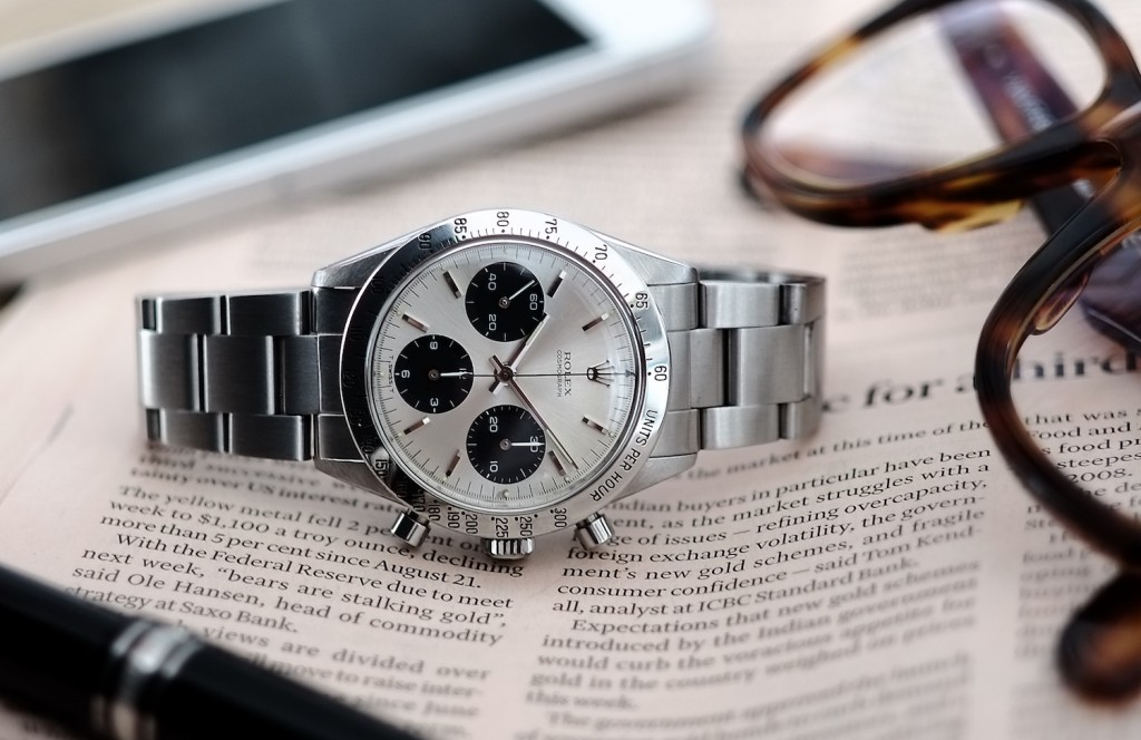 Rolex Daytona-6239-vintage-early-edition-Collectors-Series-Kristian-Haagen