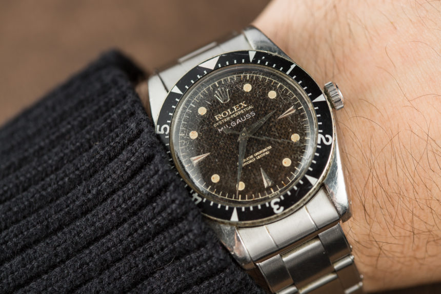 This Unwanted Rolex Submariner Clasp Replica Milgauss 6541 Now An Iconic Timepiece Collectors Drool Over Hands-On
